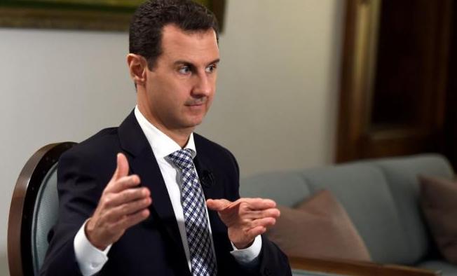 الأسد: كل معارض يلقي سلاحه سيحصل على العفو