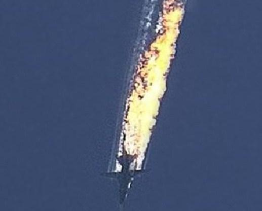 تحطم طائرة عسكرية روسية اثناء إقلاعها من مطار حميميم في سوريا و مقتل جميع طاقمها