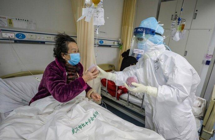 """الصين ..  معدلات الشفاء من """"كورونا"""" أكثر من الإصابات الجديدة لأول مرة في ووهان"""