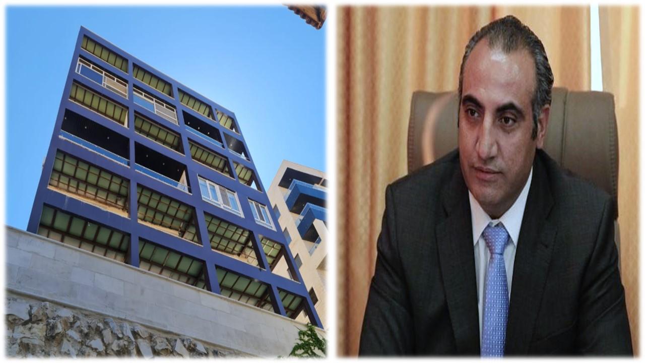 """الحلقة الرابعة  ..  صمت مريب لأمانة عمان على """"كارثة"""" تجاوز خطير لإحدى عمارات دابوق"""
