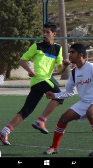انباء عن توقيع اللاعب العبادي عقد مع الخور القطري