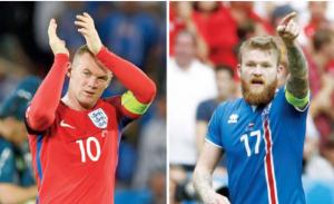 إنجلترا مرشحة لإنهاء مغامرة أيسلندا
