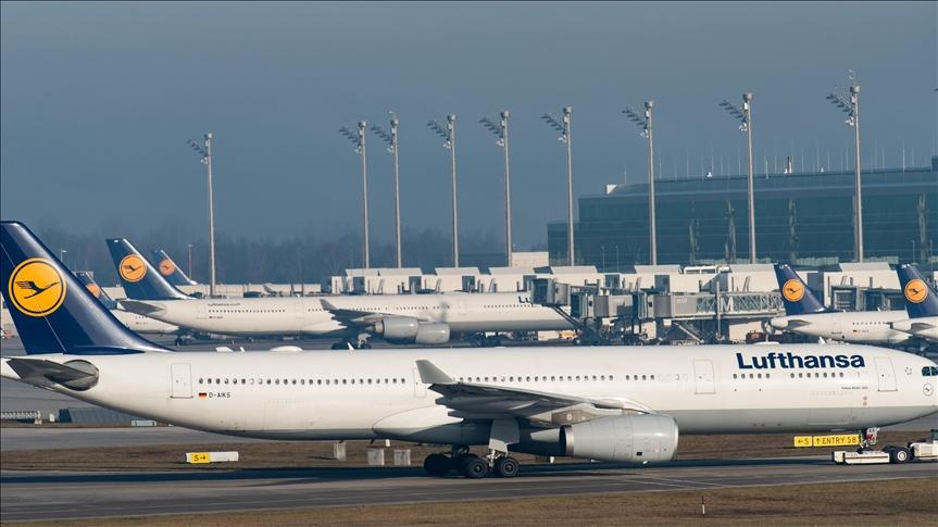 """كورونا ..  ألمانيا تعتزم خفض الطيران التجاري إلى """"الصفر تقريبا"""" بسسب كورونا"""