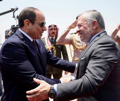 القمة الأردنية المصرية العراقية في نيويورك: رفض ضم أي أجزاء من الأراضي الفلسطينية المحتلة