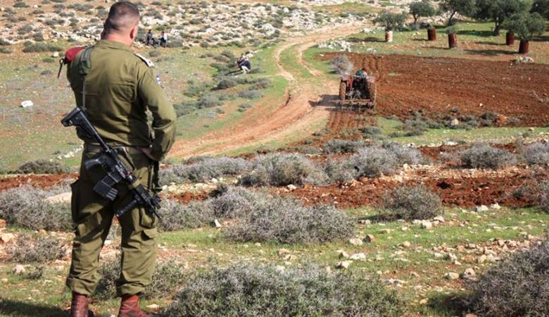 الاحتلال يستولي على أراضي بجبل الزيتون