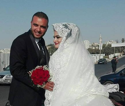 ماهر عقل و ريم حمدان ..  مبارك الزفاف