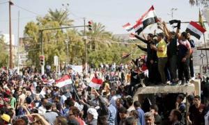 وزارة الدفاع العراقية تعلن حالة التأهب القصوى وتغلق جميع مداخل العاصمة