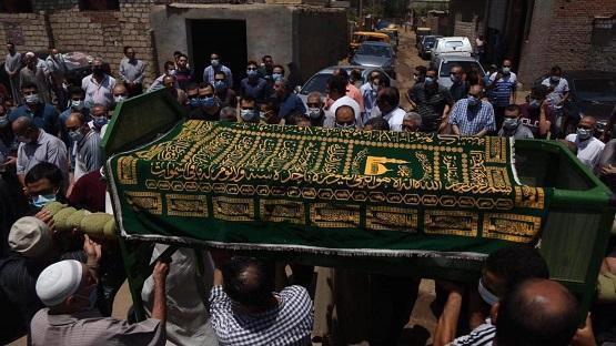 وفاة فنان مصري عن عمر 77 عاما