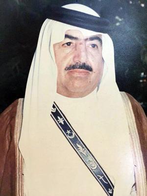 وفاة الشيخ عبد الرزاق عطالله المجالي