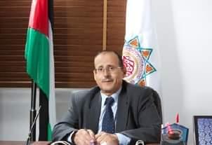 وفاة نائب رئيس جامعة العلوم الاسلاميه الدكتور ياسين الزعبي