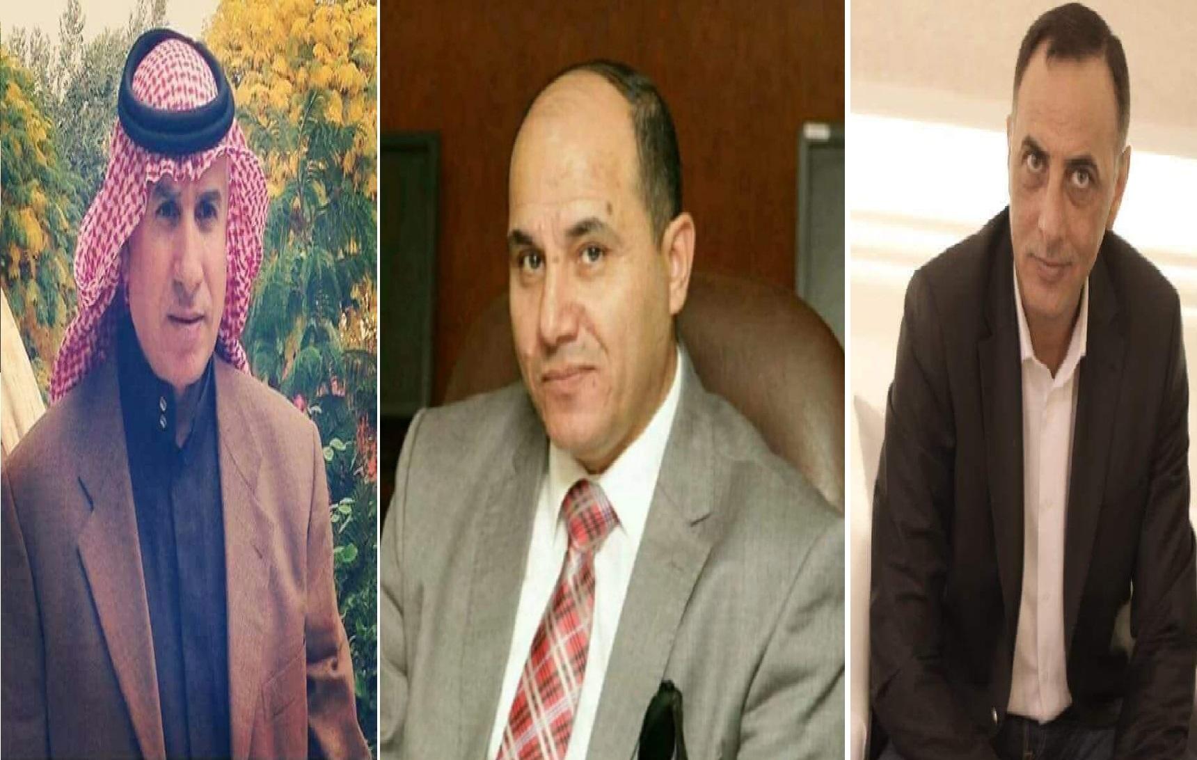 مبارك للفايز وابو قاعود والعدوان التعيين