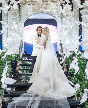هنا الزاهد: أحمد فهمي نام ليلة الزفاف