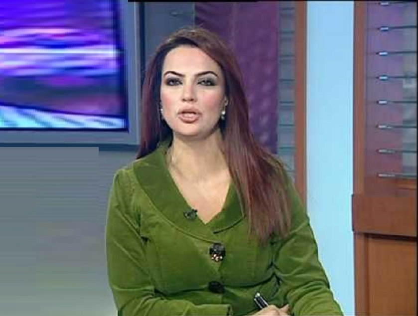 """بالفيديو  ..  مذيعة """"مليونيرة"""" تفاوض معارضي بشار الأسد لتهجير معارضين لنظام"""