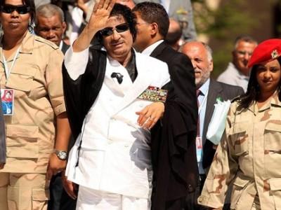 نظام القذافي وضع خطة لتجنيد آلاف المرتزقة للتسلل للسعودية ..  وثائق