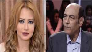 الإعلامية الكويتية مي العيدان تقاضي الفنان المصري أحمد بدير
