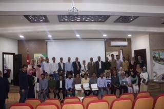 """تخريج طلاب برنامج"""" التبادل"""" في جامعة الزيتونة الأردنية"""