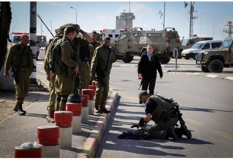اصابة اسرائيليين في عملية طعن جديدة قرب مدينة الخضيرة واعتقال المنفّذ Image