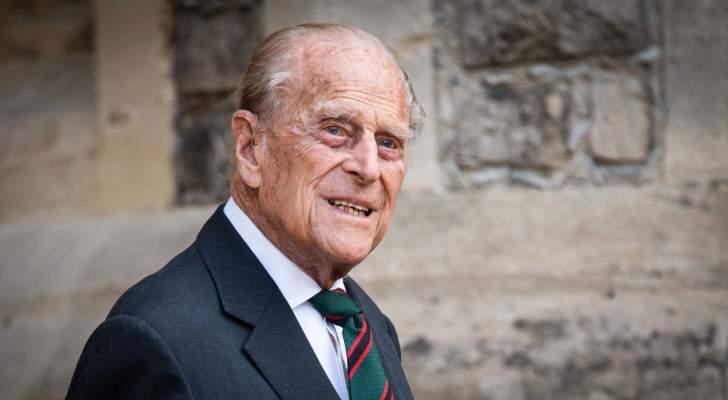 صورة صادمة لـ الأمير فيليب بعد خروجه من المستشفى
