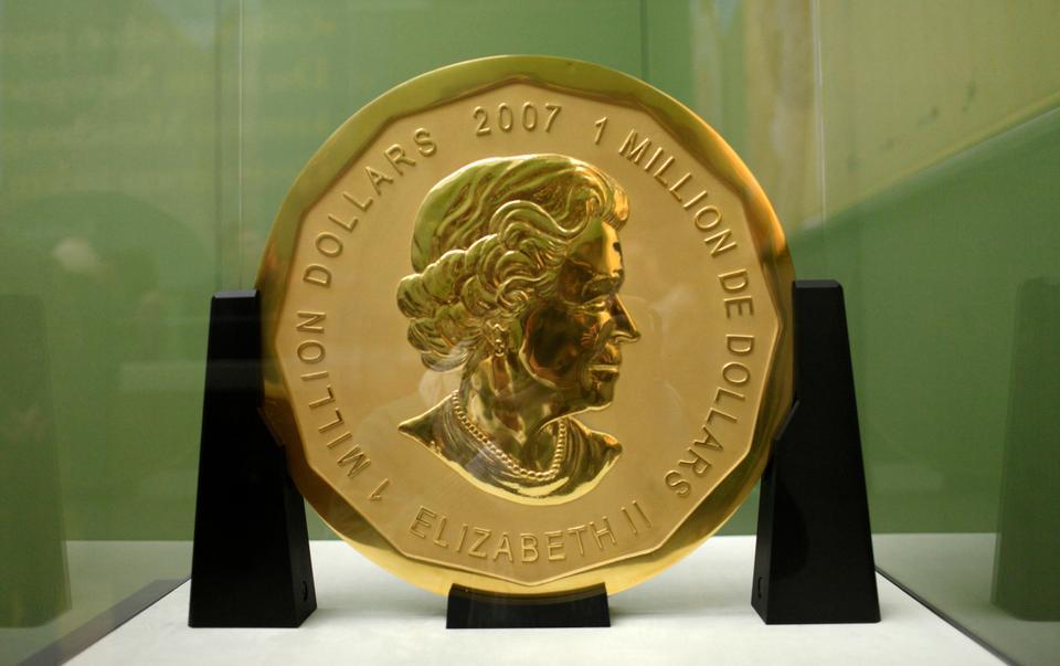 """اتهام (4) اشخاص  بسرقة عملة وزنها (100) كلغم من متحف ألماني  ..  """"تفاصيل"""""""