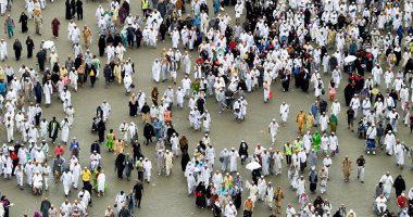 بالفيديو : حجاج بيت الله الحرام يطوفون طواف الوداع