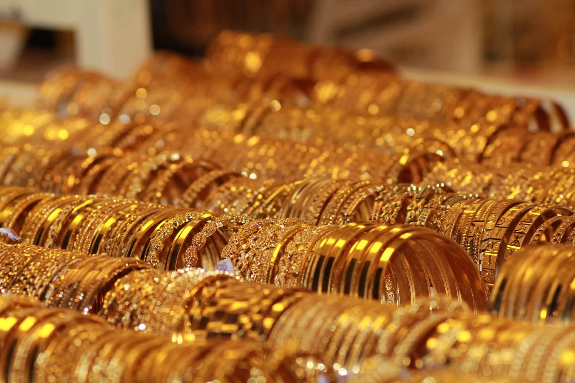 اسعار الذهب محليا تعاود الارتفاع