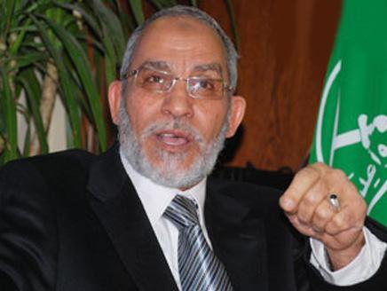 صحيفة: محاولة اغتيال المرشد العام للإخوان المسلمين بمصر