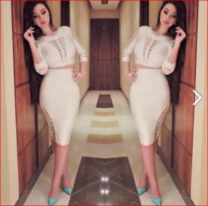 بالصور.. شقيقة ميريام فارس تثير مواقع التواصل الاجتماعي بجمالها