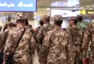 بالفيديو .. الجيش الاردني يشارك في مناورات درع الخليج