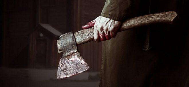 مصرية وعشيقها يمارسان الرذيلة احتفاًلا بقطع رأس زوجها بفأس