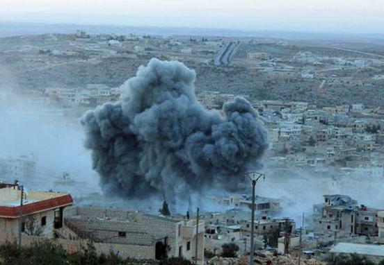 موسكو تعلن قصف مقاتلاتها 86 موقعا في سورية