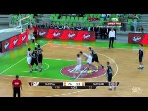 بالفيديو.. رمية خيالية في كرة السلة