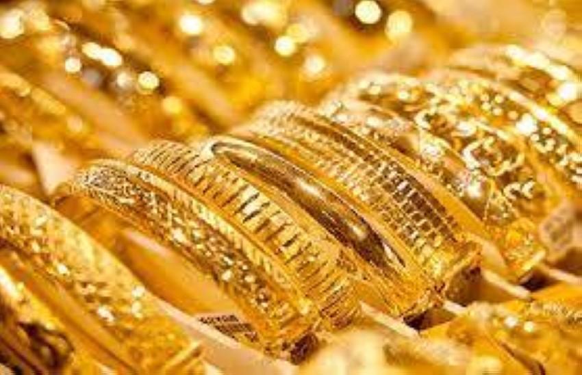 انخفاض طفيف على أسعار الذهب في الاردن