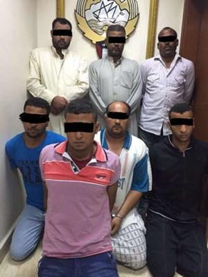«الجنائية» تغلق ملف جريمة الصليبخات بضبط 4 مصريين قتلوا باكستانياً بمطرقة بقصد سرقة 36 طن حديد