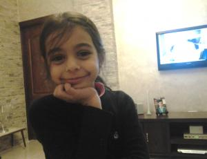 عيد ميلاد سعيد لبنتي راما الهلالات