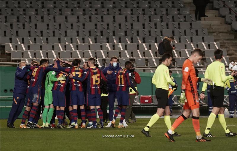 13 لاعبا يحلمون بلقبهم الأول مع برشلونة