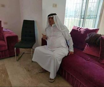 الشيخ الحاج وليد علوه عبدالله النوافله ..  في ذمة الله