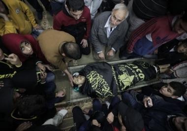 شهيدان برصاص الإحتلال الإسرائيلي في الضفة الغربية