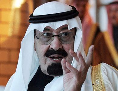 ملك السعودية يعتذر عن إستقبال زعماء عرب