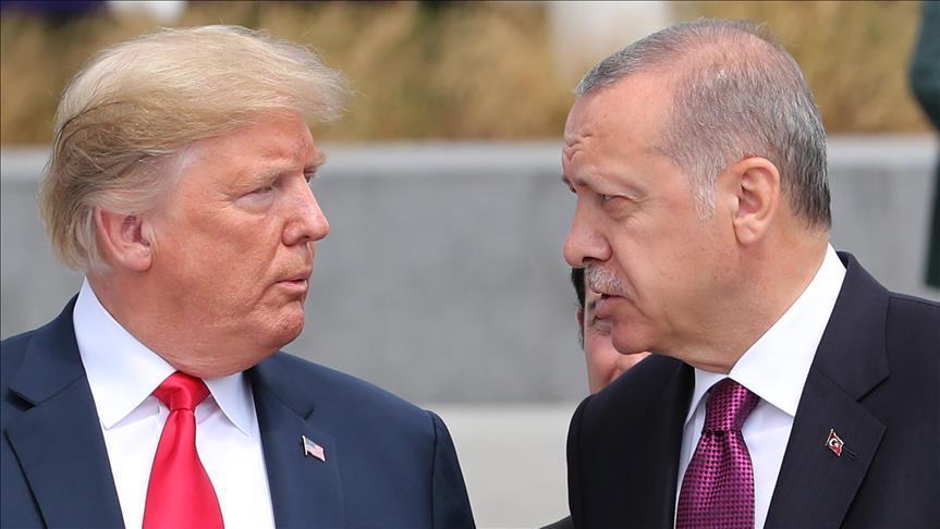 ترامب: أنا جاهز تماما لتدمير الاقتصاد التركي وبسرعة ..  تفاصيل