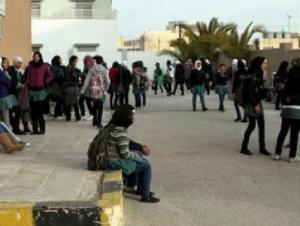 ضبط 13 شابا يلاحقون البنات امام المدارس في اربد