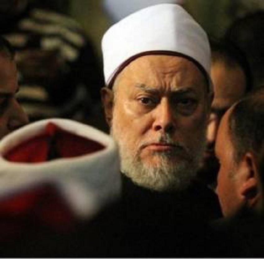 بالفيديو  ..  مفتي مصر السابق: الثورة ضد مرسي يوم من أيام الله وهي مثل فتح مكة