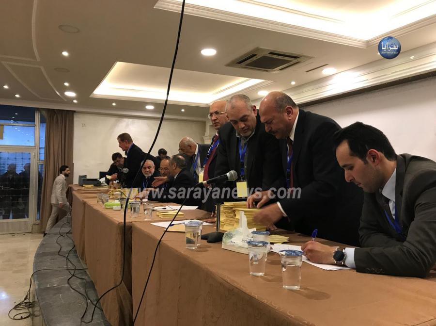 """بالوثائق .. نتائج عضوية نقابة الأطباء الأردنيين  ..  """"الكوفحي"""" يتصدر بـ1549 صوتاً"""