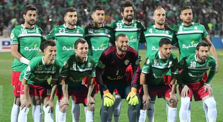 الوحدات رسميا بطلا لدوري المناصير بعد خسارة الفيصلي أمام فريق المنشية