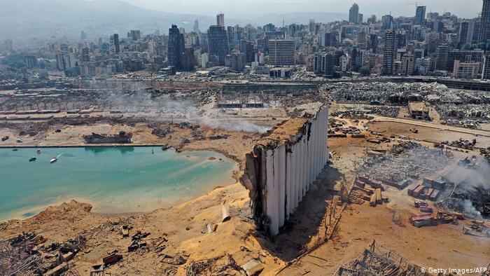 محللون يقدرون خسائر انفجار بيروت المؤمن عليها بنحو 3 مليارات دولار