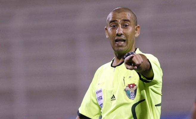 اختيار حكمين من الأردن لبطولة كأس آسيا للشباب
