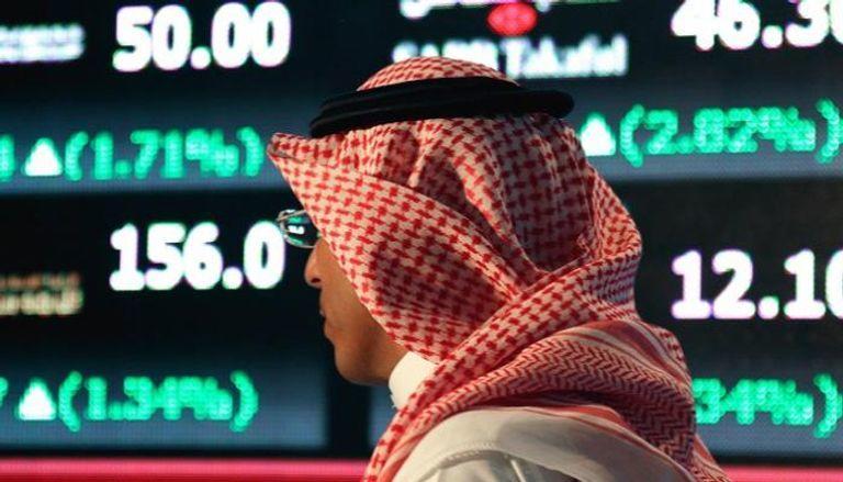 الأسهم السعودية تتربع على قمة 15 عاما