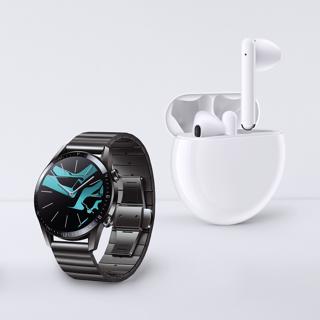 كيف تقضون أفضل الأوقات في المنزل مع Huawei WATCH GT 2 وHuawei FreeBuds 3؟