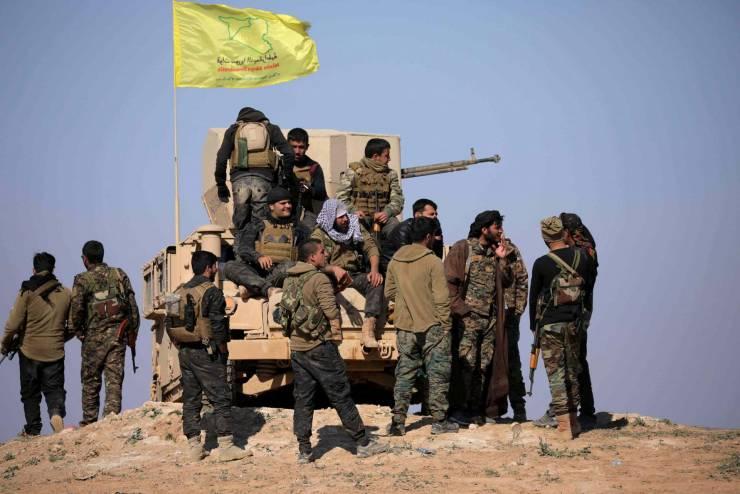 لماذا تدافع إسرائيل عن أكراد سوريا؟