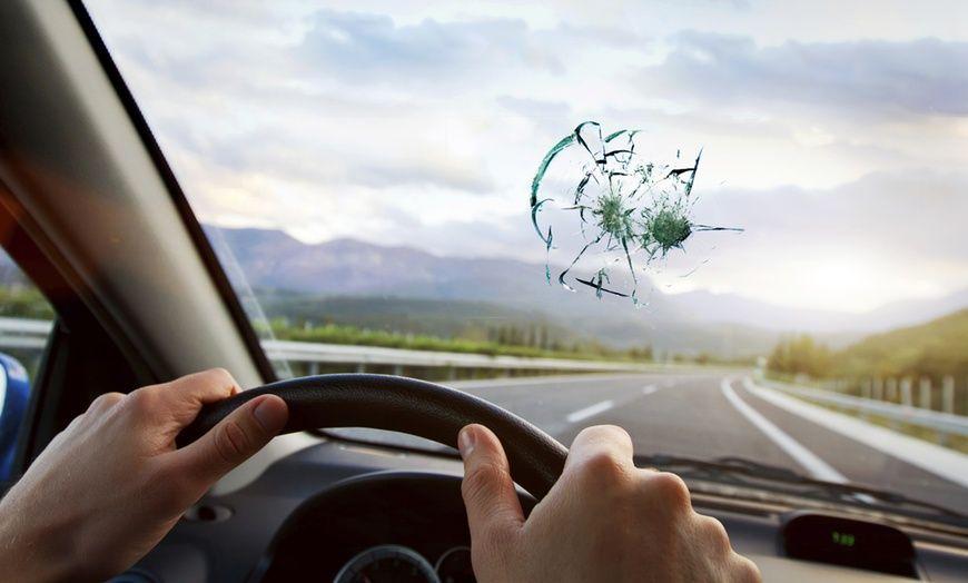 متى يمكنك إصلاح صدمات الحجارة على زجاج السيارة؟. للتفاصيل