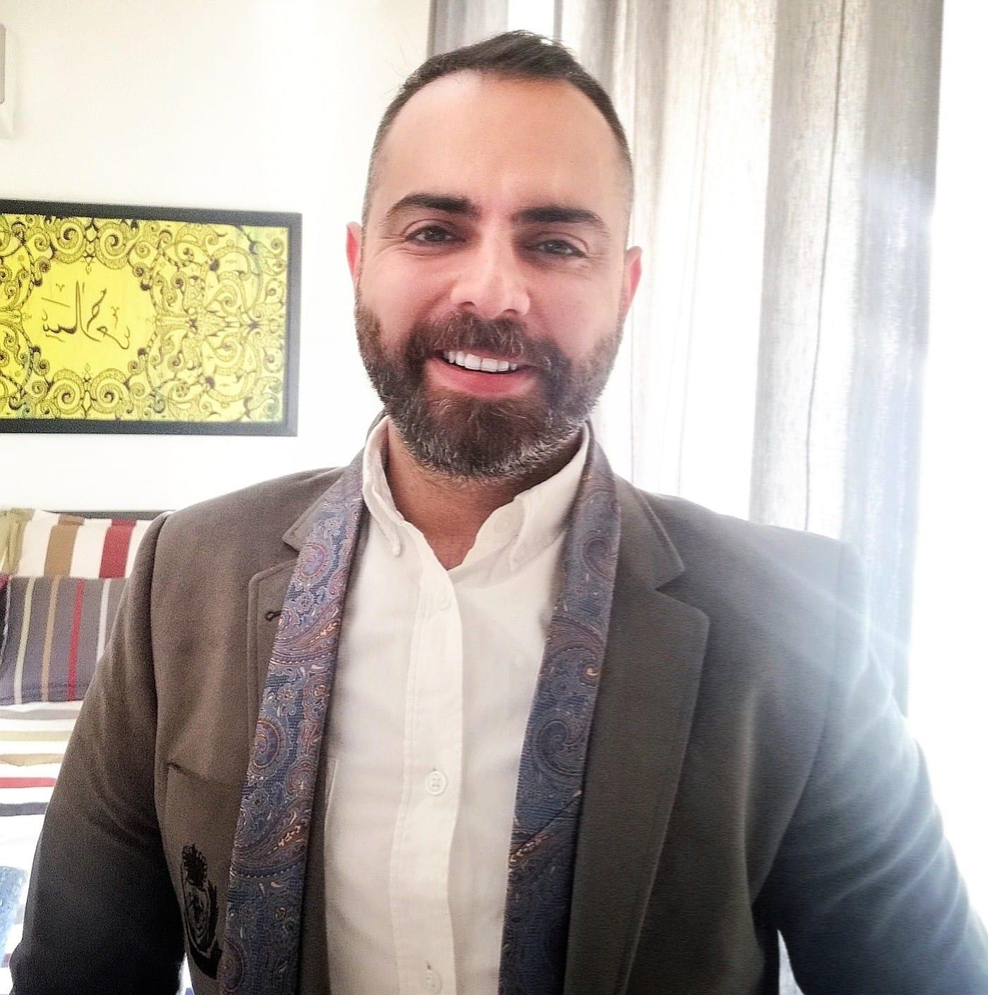 عبده ناصيف  ..  عيد ميلاد سعيد